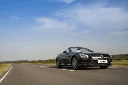 2014 Mercedes-Benz SL 400 - UK version 5