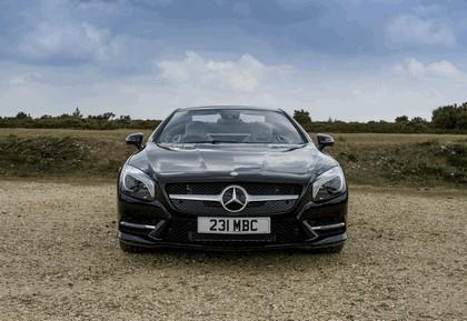 2014 Mercedes-Benz SL 400 - UK version 11