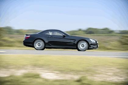 2014 Mercedes-Benz SL 400 - UK version 17