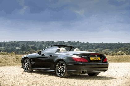 2014 Mercedes-Benz SL 400 - UK version 22
