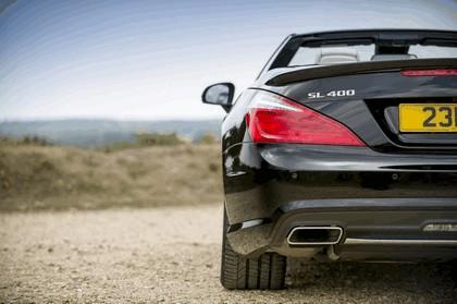 2014 Mercedes-Benz SL 400 - UK version 25