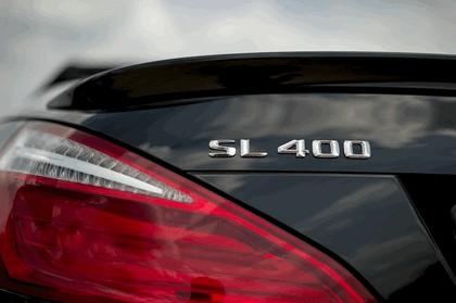 2014 Mercedes-Benz SL 400 - UK version 26