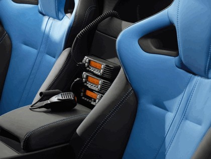 2014 Jaguar F-type coupé high performance support vehicle 7