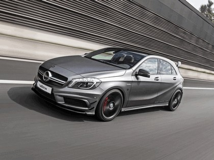 2014 Vaeth V 45 ( based on Mercedes-Benz A 45 AMG W176 ) 1