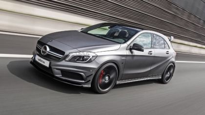 2014 Vaeth V 45 ( based on Mercedes-Benz A 45 AMG W176 ) 4