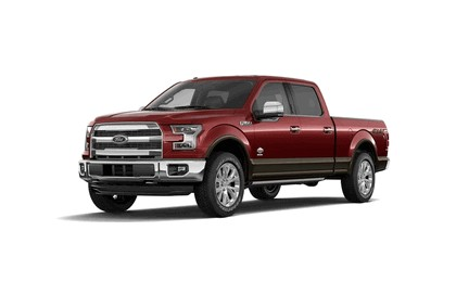 2015 Ford F-150 King Ranch 1
