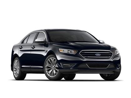2015 Ford Taurus SHO 1