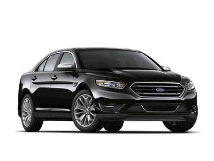 2015 Ford Taurus SHO 3