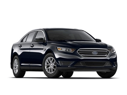 2015 Ford Taurus SHO 4