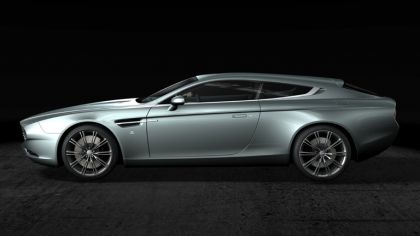 2014 Aston Martin Virage Shooting Brake by Zagato 1