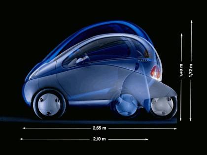 1992 Renault Zoom concept 1