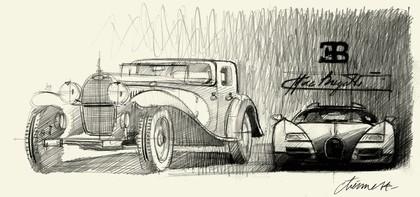 2014 Bugatti 16.4 Veyron Legend Ettore Bugatti 14