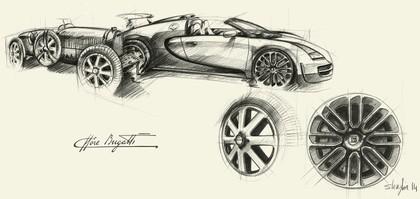 2014 Bugatti 16.4 Veyron Legend Ettore Bugatti 17