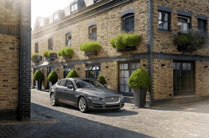 2014 Jaguar XE 1