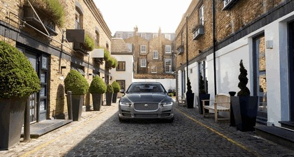 2014 Jaguar XE 4