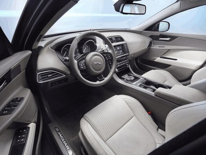2014 Jaguar XE 21
