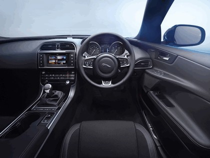 2014 Jaguar XE 70