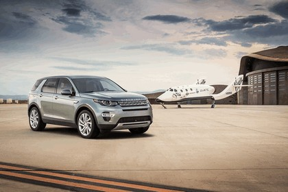 2014 Land Rover Discovery Sport 1
