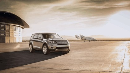 2014 Land Rover Discovery Sport 2