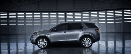 2014 Land Rover Discovery Sport 4