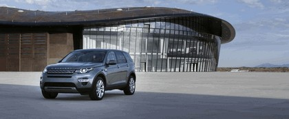 2014 Land Rover Discovery Sport 5