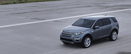 2014 Land Rover Discovery Sport 7