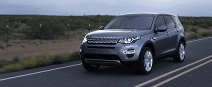 2014 Land Rover Discovery Sport 9