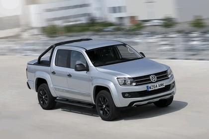 2014 Volkswagen Amarok Dark Label - UK version 1