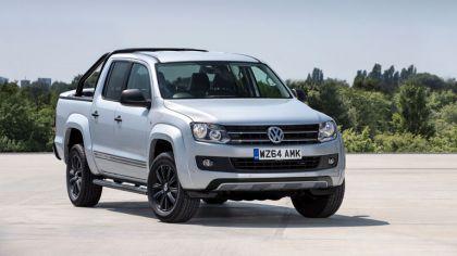 2014 Volkswagen Amarok Dark Label - UK version 8