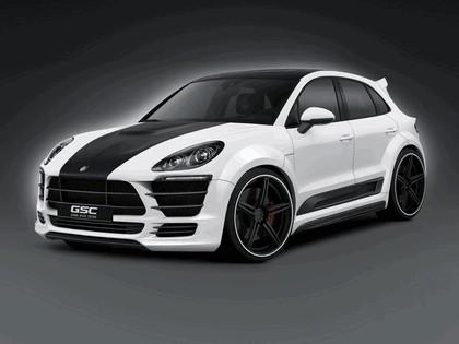 2014 Porsche Macan by German Special Customs 1