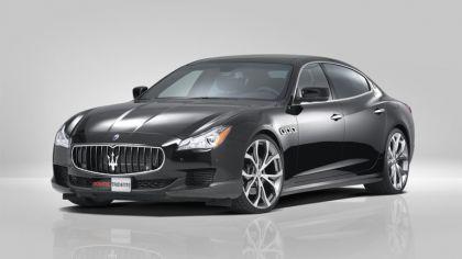 2014 Maserati Quattroporte by Novitec 6