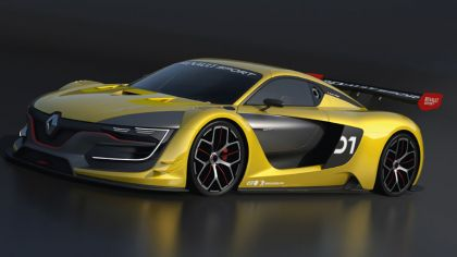 2014 Renault R.S. 01 2
