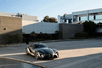 2014 Toyota FT-1 Graphite concept 1