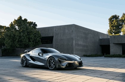 2014 Toyota FT-1 Graphite concept 2