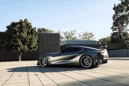 2014 Toyota FT-1 Graphite concept 3