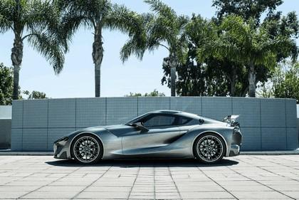 2014 Toyota FT-1 Graphite concept 4
