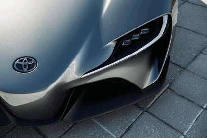 2014 Toyota FT-1 Graphite concept 6