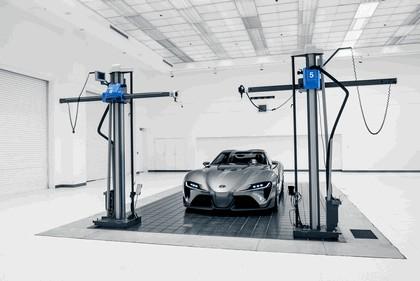 2014 Toyota FT-1 Graphite concept 14