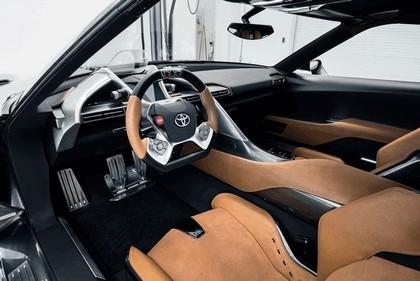 2014 Toyota FT-1 Graphite concept 19