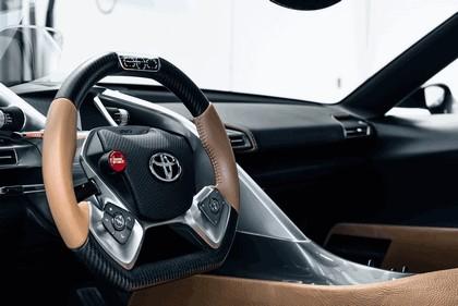 2014 Toyota FT-1 Graphite concept 23