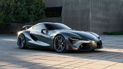 2014 Toyota FT-1 Graphite concept 2