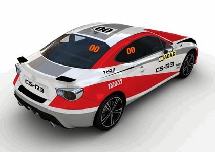 2014 Toyota GT86 CS-R3 Rally Car 5