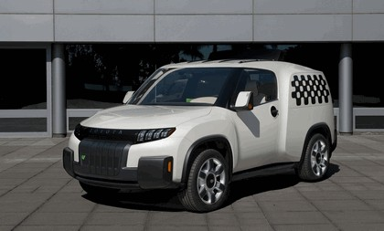 2014 Toyota U-squared Urban Utility Concept Vehicle 1