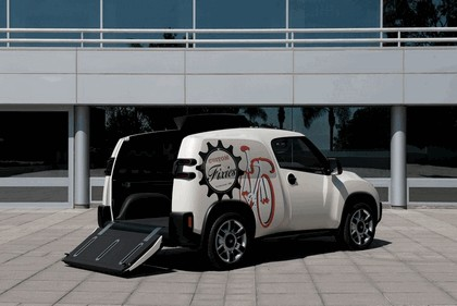 2014 Toyota U-squared Urban Utility Concept Vehicle 3