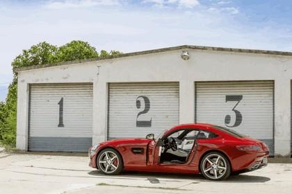 2014 Mercedes-Benz AMG GT 12