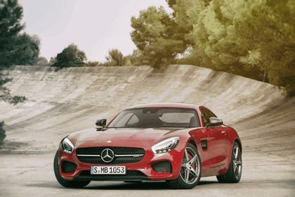 2014 Mercedes-Benz AMG GT 14
