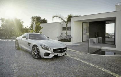 2014 Mercedes-Benz AMG GT 46