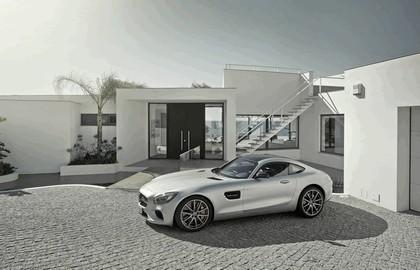 2014 Mercedes-Benz AMG GT 47