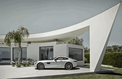 2014 Mercedes-Benz AMG GT 48