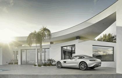 2014 Mercedes-Benz AMG GT 49